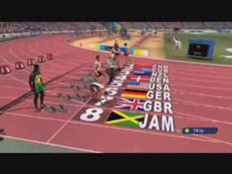 Jeux Olympique Beijing 2008 - Trailer - Jeux Vidéo - PS3