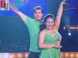 Bailan Gabriel y Valeria (Bailando por un Sueño 07-06-08)