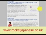 Rocket Japanese: Learn Japanese Fast With Rocket Japanese