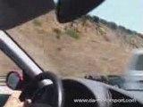 Illegal street racing - BMW M3 Turbo VS Diablo