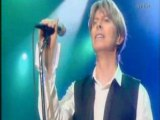 Bowie. Ashes To Ashes. Live in  Paris