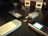 Pop corn Téléphone Portables Micro Ondes