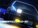 Initial D Extreme Stage PS3 Promo1