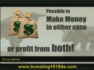 Forex Trading:  Money Making Idea for New Investors
