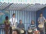 La Fête des Rives de la Haute Dêule - Percussions