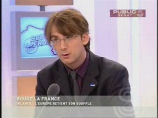 Jeunes Européens France dans Bouge la France - 12 juin 2008