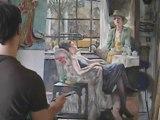 Atelier Boubok : Cours de peinture à Paris, copie de tableau