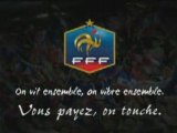 Les Bleus. Euro 2008. Slam de Grand Corps Malade