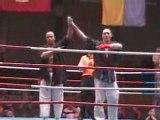 Christophe GAUTHIEROT Championnat du monde 2005