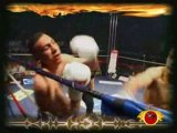 Boxe Thai Aie aie aie