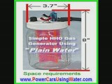 Save Fuel Now By 50% Use Brown Gas = HHO Water Fuel!