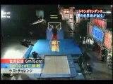 Le plus long dunk du monde (6m30)