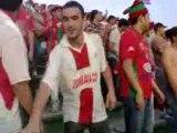 Ambiance lors du match de coupe d'algerie a Blida JSMB WAT 2