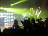 Paramore au Bataclan 1ère partie Misery Business 18.06.08