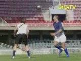 [pubblicità] Nike - Joga Bonito - Ibrahimovic vs C. Ronaldo