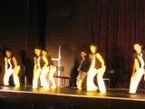 danse modern jazz choré chapeaux gala 2008 !