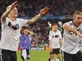 Portugal 2 - 3 allemagne Schweinsteiger Euro 2008