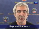 Raymond Domenech Poisson d'avril 2008 - Euro 2008 FRANCE