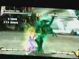 DBZ Burst Limit : Gohan ultimate combo
