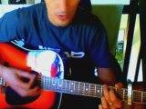 Guitare debutant - JAMES BLUNT - Same mistake
