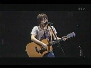 コブクロ 「愛する人よ」 live