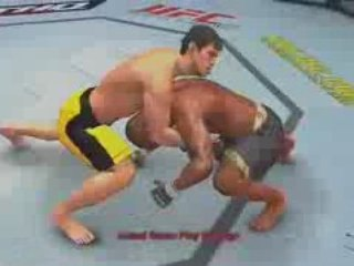 UFC 2009 Undisputed - Trailer [PS3/Xbox360]