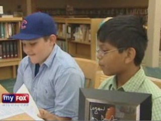 Fifth Graders Get Coveted Johnny Depp Photos
