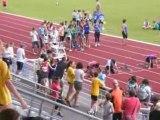Championnat régionaux Minimes Lomme 50m plat Johanna