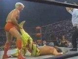 Nitro.12.08.1996 - Ric Flair Vs Randy Savage - US.Title