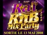 Video DJ KIM Rai Rnb Mix Party 2008 Cheb aziz ana by THS
