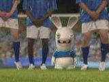 EURO 08 par les lapins Crétins