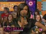 Michelle Williams -  MTV TRL interview 18.06.08