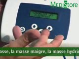 Impedancemetre Bodystat 1500 en vente chez Medistore