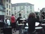 Snowflake Theory en concert Fête de la musique Quimper 2008