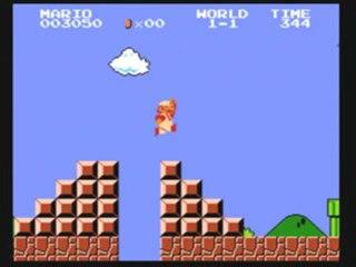 Longplay - Super Mario Bros (NES)