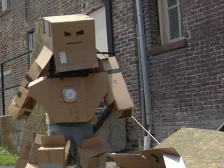 Box Man (HD)