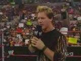 Shawn Michaels confronts Chris Jericho - Raw 6/23/08