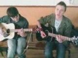 Duo a la guitare nico & ludo