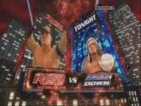 Video WWE RAW  23.06.08 Partie 2 Special Draft 2008 - WWE,