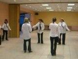 Chorégraphie de danse - Mickael Jackson - 24.06.08