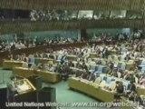 Discours d'Ahmadinejad à l'ONU 1/2
