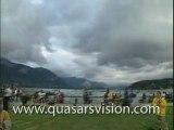 Quasars Vision | Ballons-Vidéo Heliosphère 180° hélium