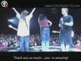 """Tokio Hotel  """"ça mousse """""""
