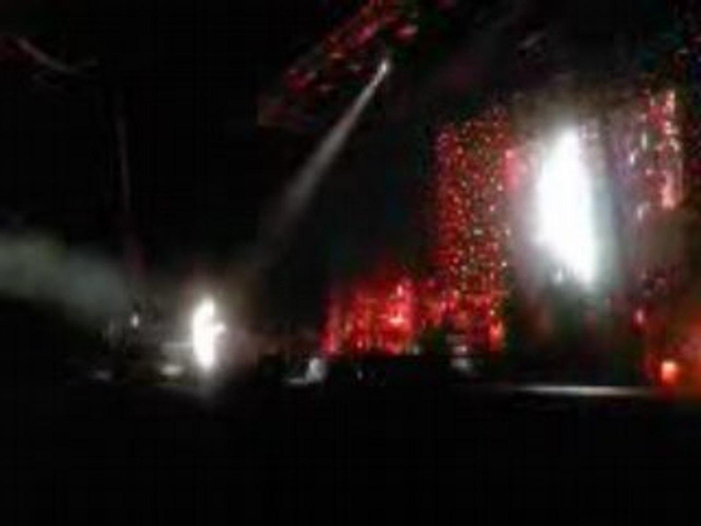 Santana live a Bercy