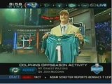 NFL Draft 2008 Miami Dolphins Take Jake Long - Résultat