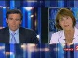 Réforme audiovisuelle JT France 2 20h