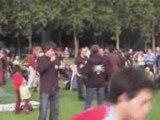 18 joint 2008 : Les Jeunes Verts