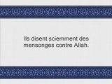 Sourate al Imran (v65-92) - avec trad Francais - Soudais