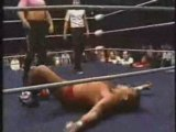 The Road Warriors vs Arn Anderson  Tully Blanchard
