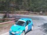 Rallye du Pays Viganais 2008(Samedi Blandas début)